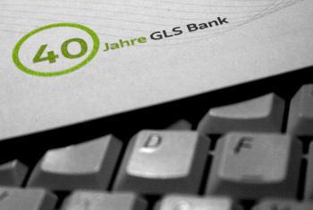 40 Jahre GLS-Bank