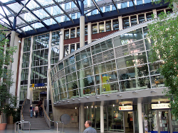Berswordt-Halle - Verwaltung Dortmund