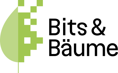 Logo Bits & Bäume