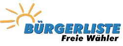 Logo der Bürgerliste Freie Wähler