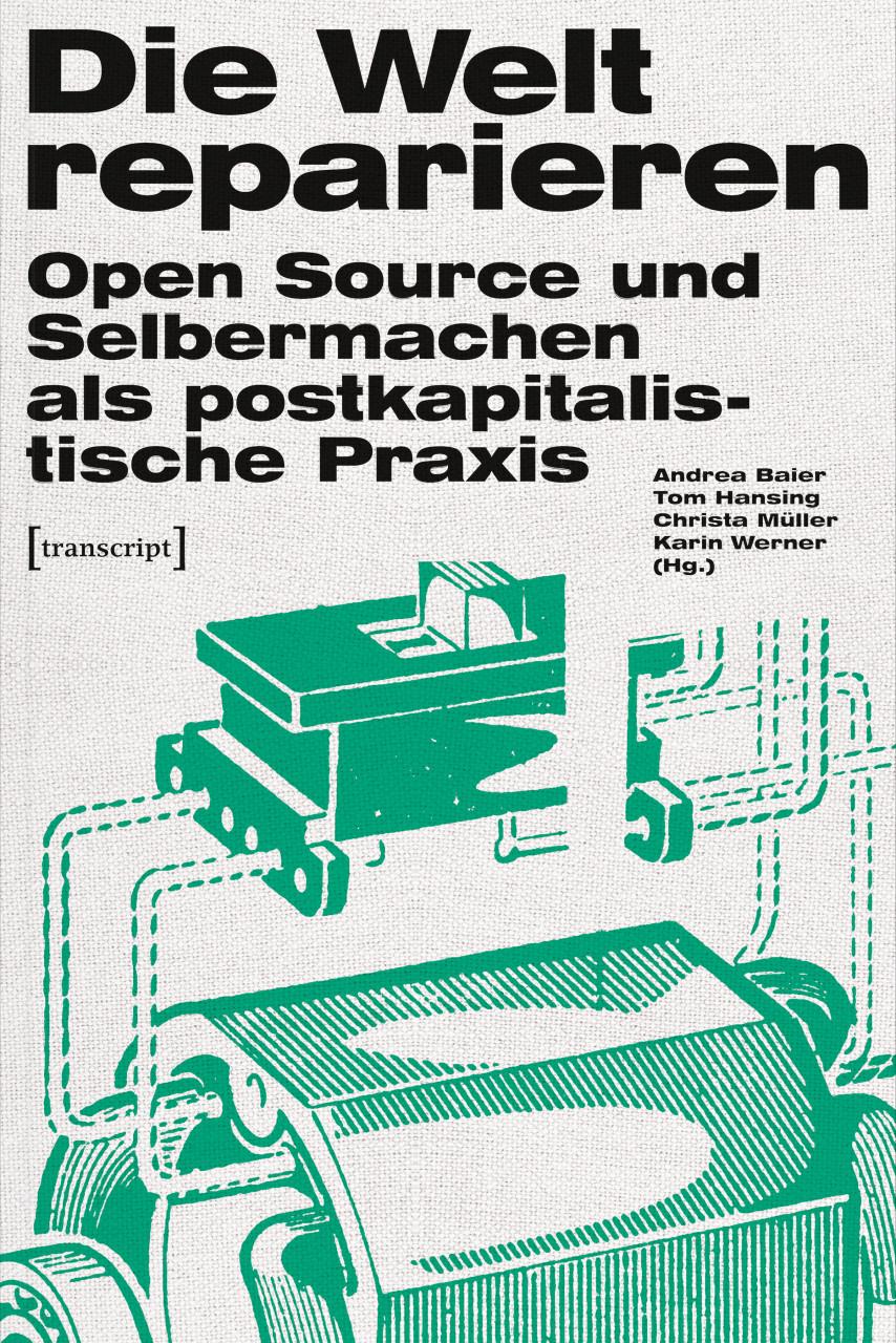 Cover des Buches Die Welt reparieren