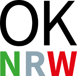 Logo: Offene Kommunen.NRW