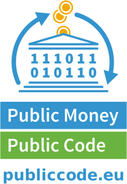 Public Money? Public Code!