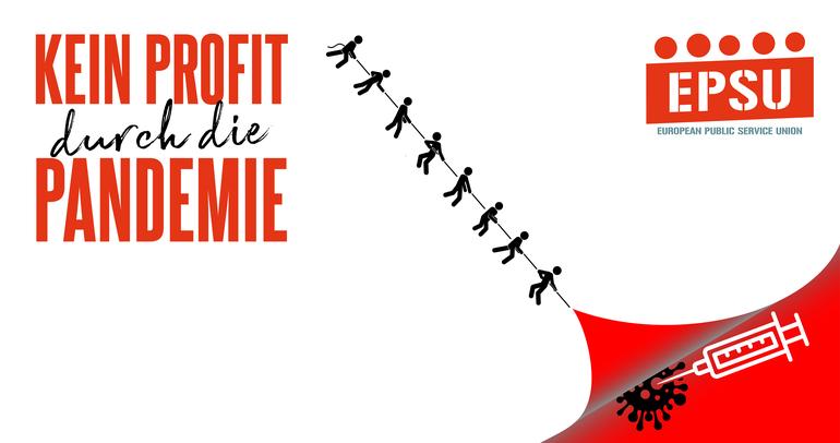 ver.di - Kein Profit durch die Pandemie